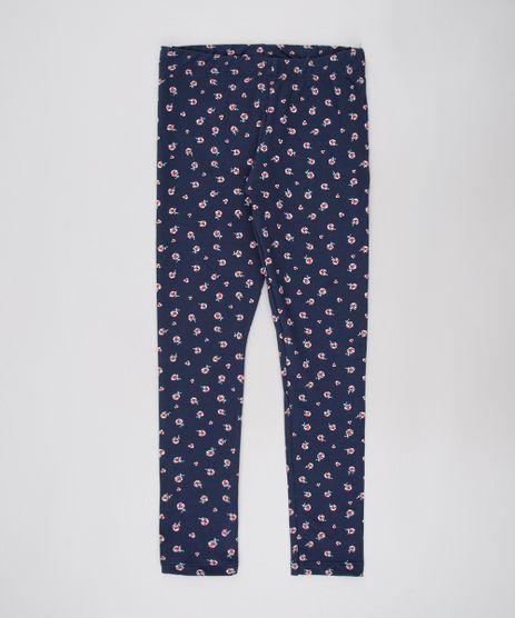 Calca-Legging-Infantil-Estampada-Floral-Azul-Marinho-9610885-Azul_Marinho_1