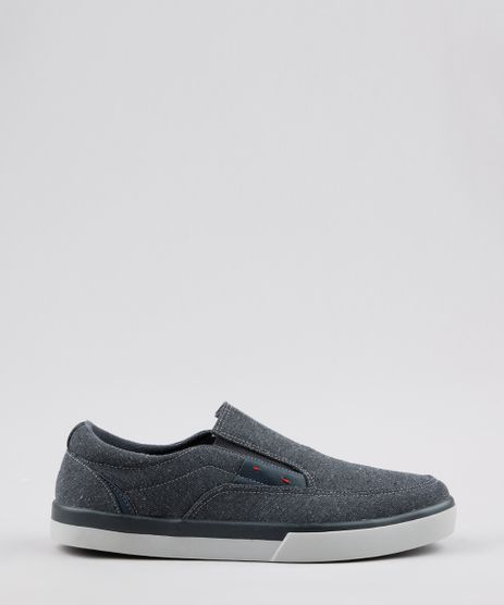 Tenis-Slip-on-Masculino-Oneself-Chumbo-9668424-Chumbo_1