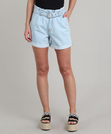 Short-Jeans-Feminino-Clochard-com-Barra-Dobrada-Azul-Claro-9664032-Azul_Claro_1