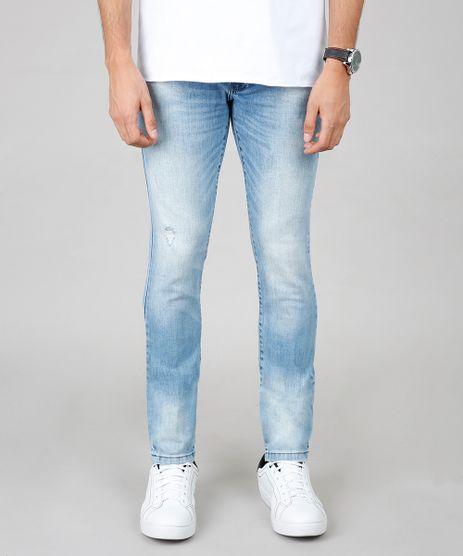 Calca-Jeans-Masculina-Slim-Azul-Claro-9633240-Azul_Claro_1