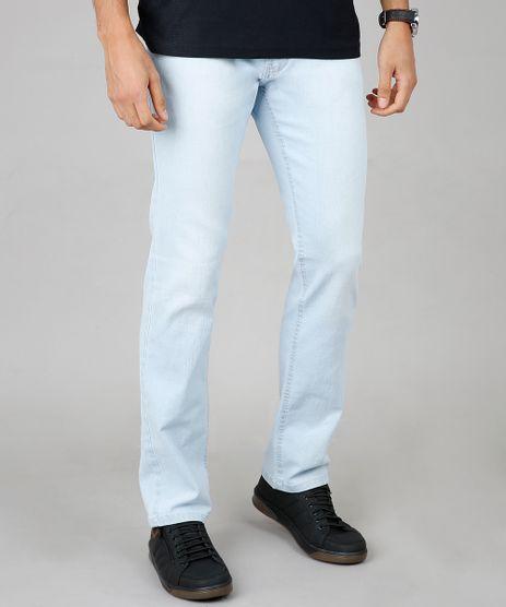 Calca-Jeans-Masculina-Reta--Azul-Claro-9594125-Azul_Claro_1