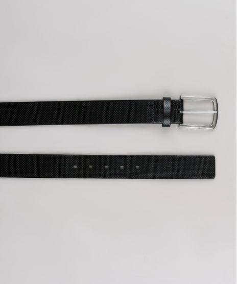 Cinto-Masculino-Texturizado-Com-Fivela-Preto-9650720-Preto_1