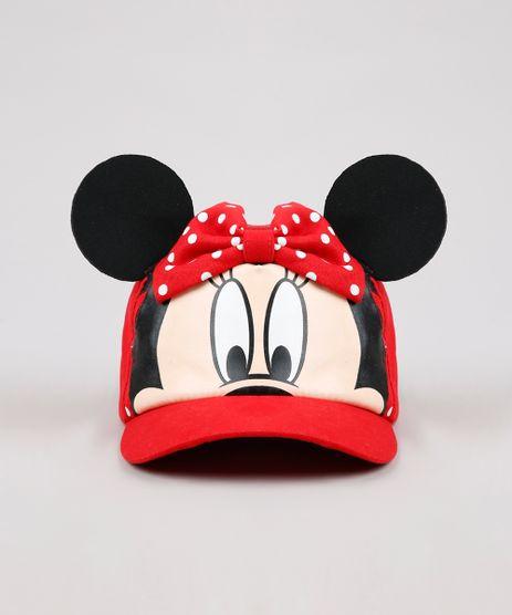 Bone-Infantil-Minnie-Aba-Curva-com-Orelhas-e-Laco-Vermelho-9639397-Vermelho_1
