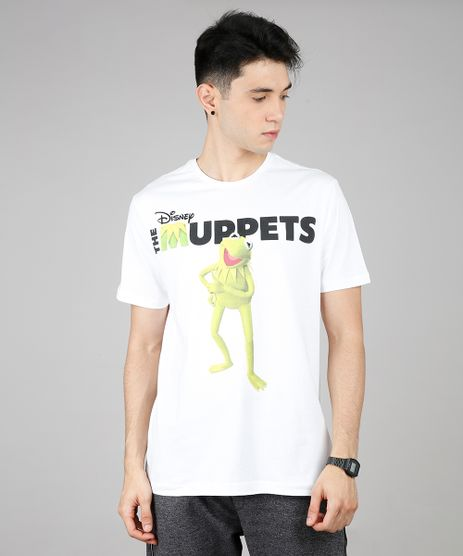 Camiseta-Masculina-Os-Muppets-Manga-Curta-Gola-Careca-Off-White-9687481-Off_White_1