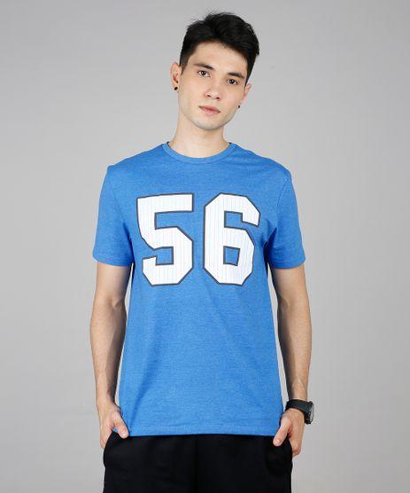 Camiseta-Masculina-Esportiva-Ace--56--Curta-Gola-Careca-Azul-9600927-Azul_1