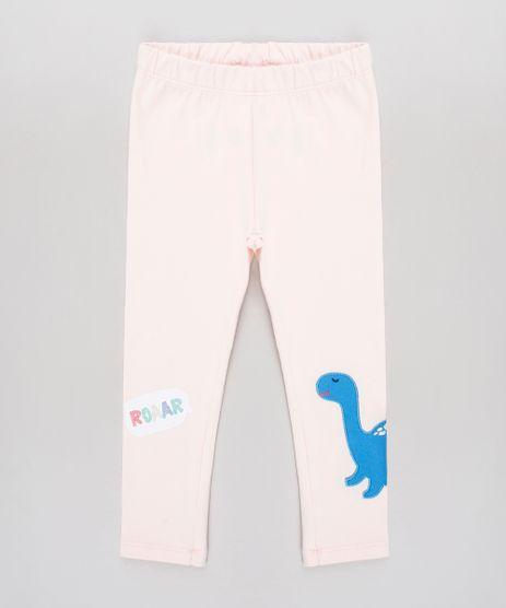 Calca-Legging-Infantil-com-Dinossauro-Rose-9636894-Rose_1