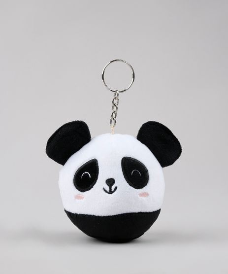 Chaveiro-Panda-com-Orelhas-Preto-9642860-Preto_1