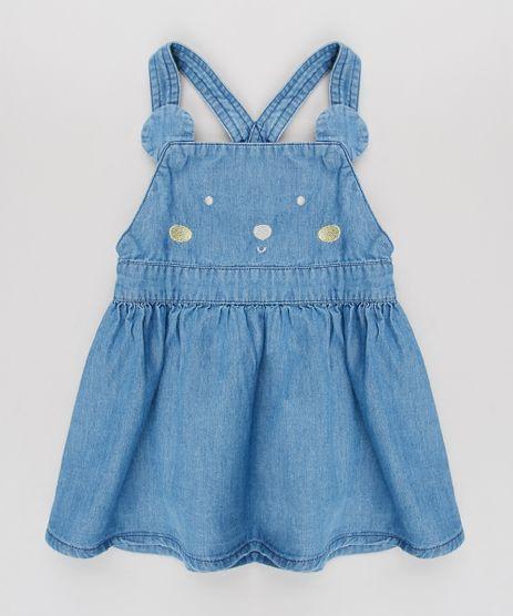 Salopete-Jeans-Infantil-com-Orelhinhas-Azul-9450991-Azul_1