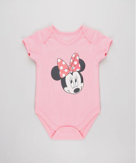 Body-Infantil-Minnie-Estampado-Manga-Curta-Rosa-9584488-Rosa_1