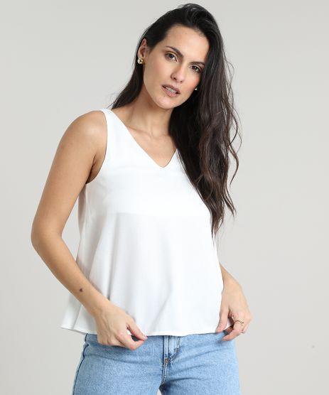 Regata-Feminina-Cavada-Decote-V-Off-White-9538505-Off_White_1