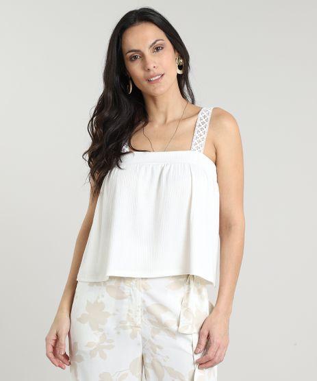 Regata-Feminina-Cropped-Canelada-Alcas-Largas-em-Renda-Decote-Reto-Off-White-9613382-Off_White_1