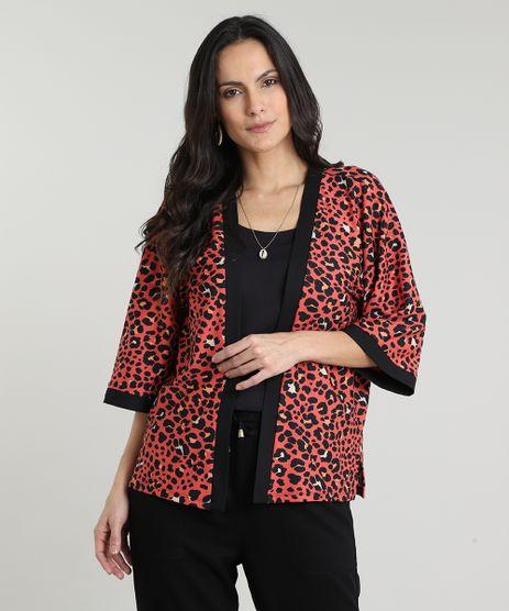 Kimono-Feminino-Estampado-Animal-Print-Coral-9623022-Coral_1
