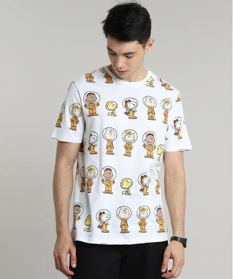 Camiseta-Masculina-Snoopy-Estampada-Manga-Curta-Gola-Careca-Off-White-9689259-Off_White_1