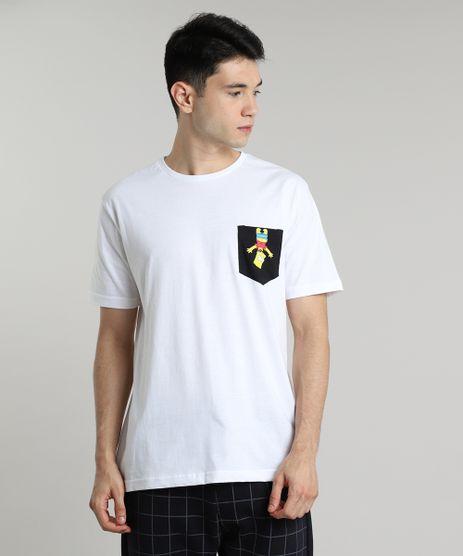 Camiseta-Masculina-Bart-Simpson-com-Bolso-Manga-Curta-Gola-Careca-Off-White-9523686-Off_White_1