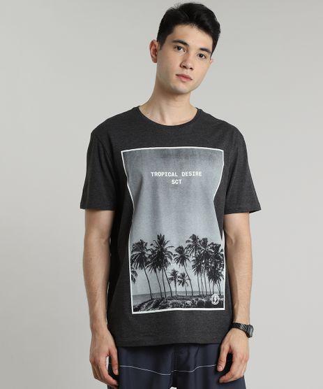 Camiseta-Masculina--Tropical-Desire--Manga-Curta-Gola-Careca-Cinza-Mescla-Escuro-9593803-Cinza_Mescla_Escuro_1
