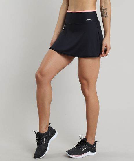 Short-Saia-Feminino-Esportivo-Ace-Neon-com-Protecao-UV50--Preto-9597030-Preto_1