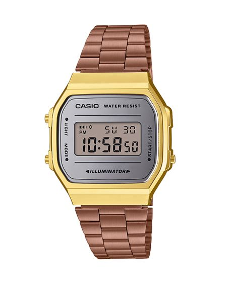 Relogio-Digital-Casio-Unissex-A168WECM5DF-Rose-9686827-Rose_1