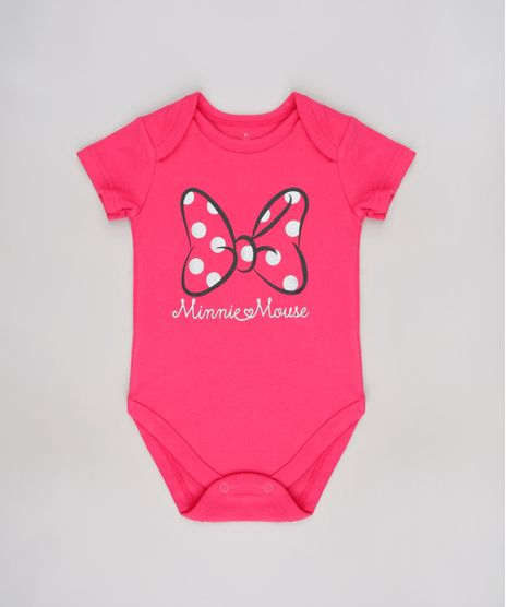 Body-Infantil-Minnie-Manga-Curta-Rosa-Escuro-9584485-Rosa_Escuro_1