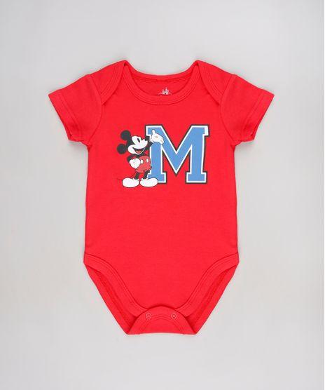 Body-Infantil-Mickey-Manga-Curta-Vermelho-9584521-Vermelho_1