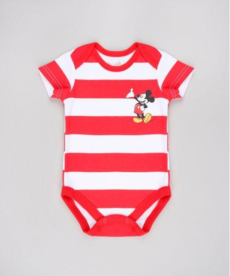 Body-Infantil-Mickey-Listrado-Manga-Curta-Branco-9584528-Branco_1