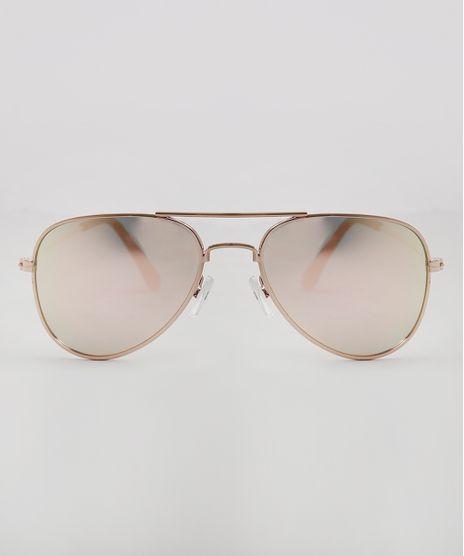 Oculos-de-Sol-Aviador-Infantil-Oneself-Dourado-9706275-Dourado_1