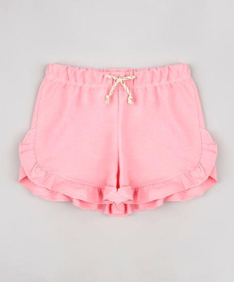 Short-Infantil-em-Moletom-com-Babado-Rosa-9636684-Rosa_1