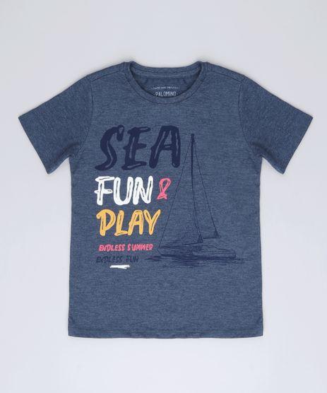 Camiseta-Infantil-com-Estampa-de-Barco-Manga-Curta-Azul-Marinho-9625123-Azul_Marinho_1