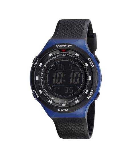 Kit-de-Relogio-Digital-Speedo-Masculino---Fone-de-Ouvido---81190G0EVNP1K--Azul-9709811-Azul_1