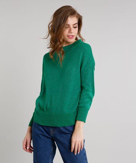Sueter-Feminino-Mindset-em-Trico-com-Lurex-Verde-9696353-Verde_1