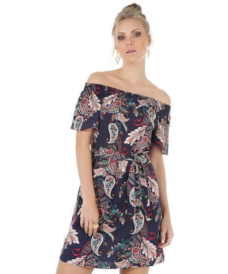 Vestido-Ombro-a-Ombro-Estampado-Paisley-Azul-Marinho-8540657-Azul_Marinho_1
