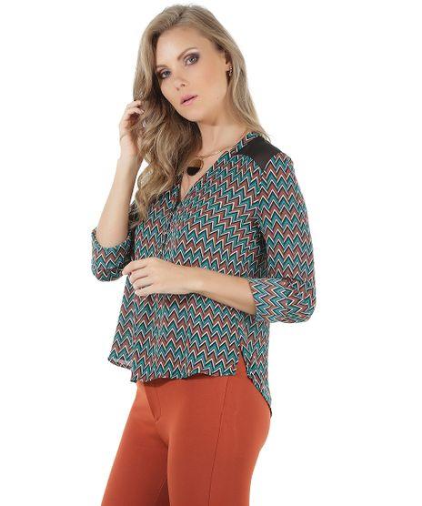 769f8d5239d1c Camisa-Estampada-Geometrica-Verde-8483256-Verde 1