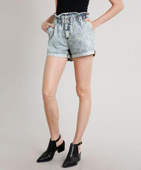 Short-Jeans-Feminino-Clochard-com-Bolsos--Azul-Claro-9662948-Azul_Claro_1