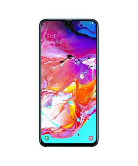 Smartphone Samsung A705M Galaxy A70 128GB Azul - cea