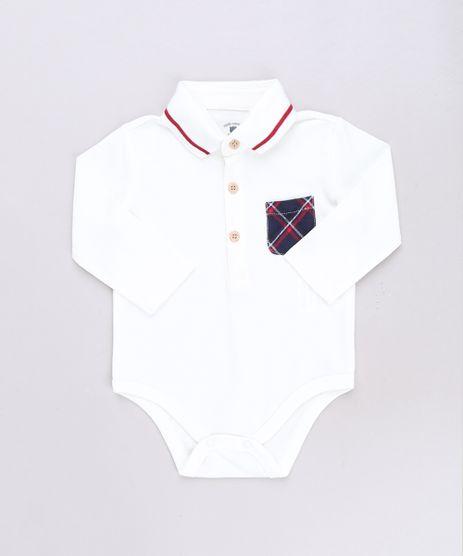 Body-Polo-Infantil-em-Piquet-com-Bolso-Manga-Longa-Off-White-9450995-Off_White_1