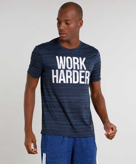 Camiseta-Masculina-Esportiva-Ace--Work-Harder--Listrada-Manga-Curta-Gola-Careca-Preta-9480249-Preto_1