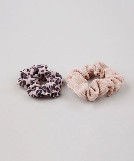 Kit-de-2-Elasticos-de-Cabelo-Scrunchie-Multicor-9506924-Multicor_1