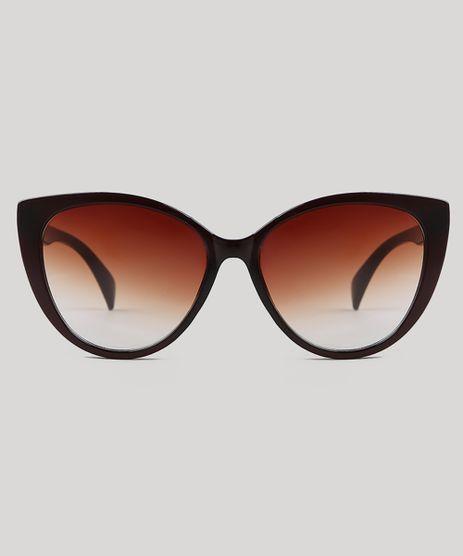 Oculos-de-Sol-Redondo-Feminino-Yessica-Marrom-9704755-Marrom_1