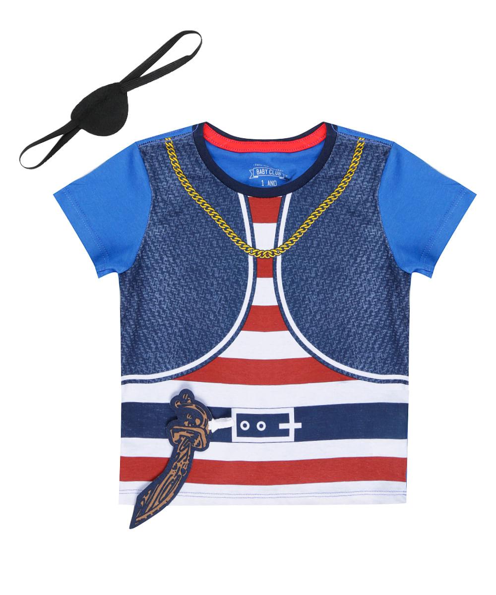 9f541859fa ... Camiseta--Marinheiro----Mascara-Azul-8544163-Azul 1