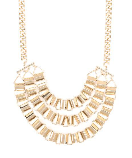 Colar-3-Voltas-Dourado-8169675-Dourado_1