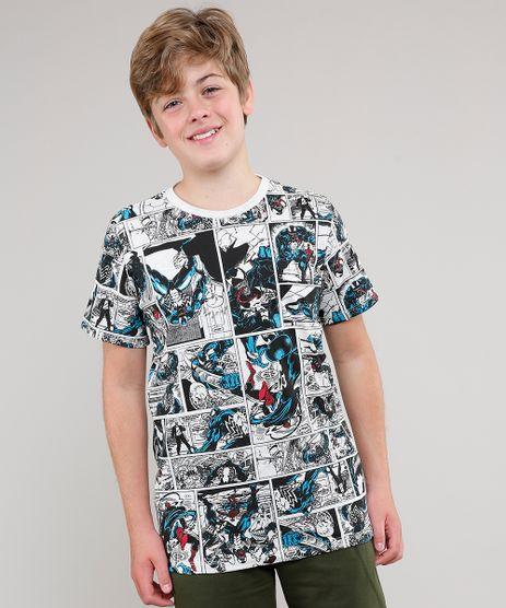 Camiseta-Infantil-Os-Vingadores-Estampada-Quadrinhos-Manga-Curta-Gola-Careca-Cinza-Mescla-Claro-9568736-Cinza_Mescla_Claro_1