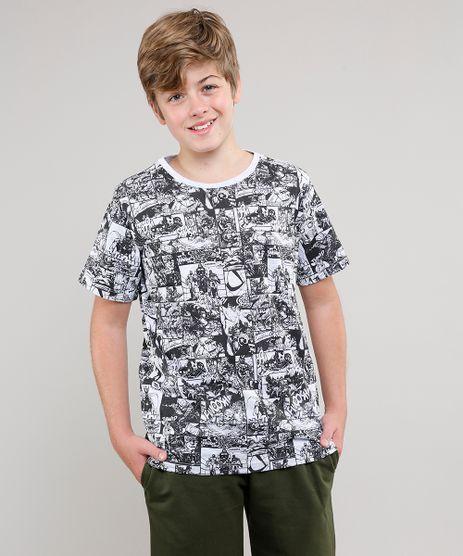 Camiseta-Infantil-Venom-Estampada-Manga-Curta--Cinza-Mescla-Claro-9629767-Cinza_Mescla_Claro_1