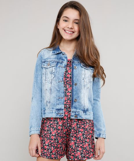 Jaqueta-Jeans-Infantil-com-Puidos-Azul-Claro-9615010-Azul_Claro_1