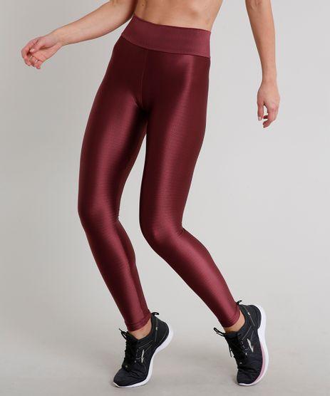 Calca-Legging-Feminina-Esportiva-Ace-com-Textura--Vinho-9568544-Vinho_1