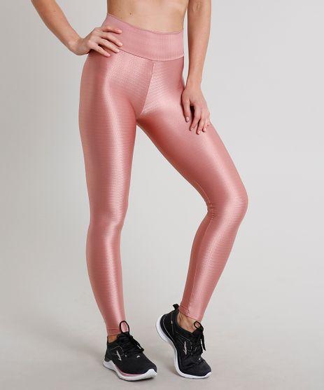 Calca-Legging-Feminina-Esportiva-Ace-com-Textura--Rose-9663515-Rose_1
