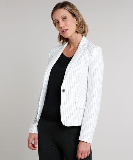 Blazer-Feminino-Acinturado-Listrado-com-Bolsos-Off-White-9616566-Off_White_1