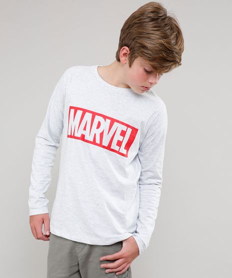 Camiseta-Infantil-Marvel-Manga-Longa-Gola-Careca-Cinza-Mescla-Claro-9542411-Cinza_Mescla_Claro_1