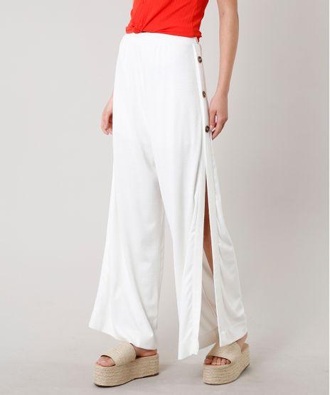 Calca-Feminina-Pantalona-com-Fendas-e-Botoes-Off-White-9626170-Off_White_1