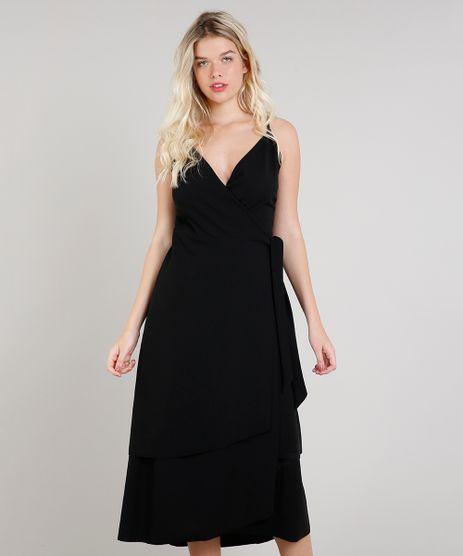 Vestido-Feminino-Mindset-Midi-Transpassado-em-Camadas-Alca-Fina-Preto-9721630-Preto_1