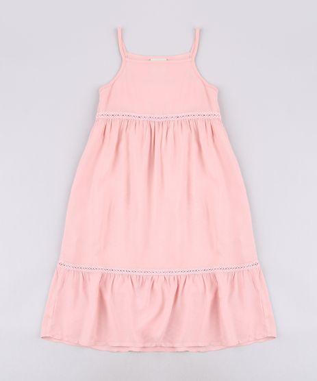 Vestido-Infantil-Midi-com-Passamanaria-Alcas-Finas-Rose-9670153-Rose_1