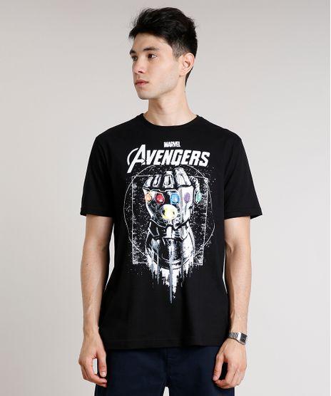 Camiseta-Masculina-Os-Vingadores-Manopla-do-Infinito-Manga-Curta-Gola-Careca-Preta-9303777-Preto_1